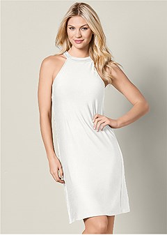 casual a line dress