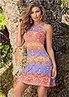 Alternate view Printed Casual Dress