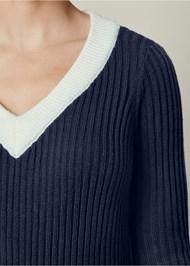 Alternate View Twofer Color Block Sweater