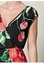Alternate View Floral Dress