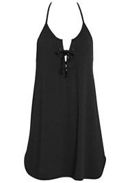 Alternate view Lace Up High Low Cover-Up