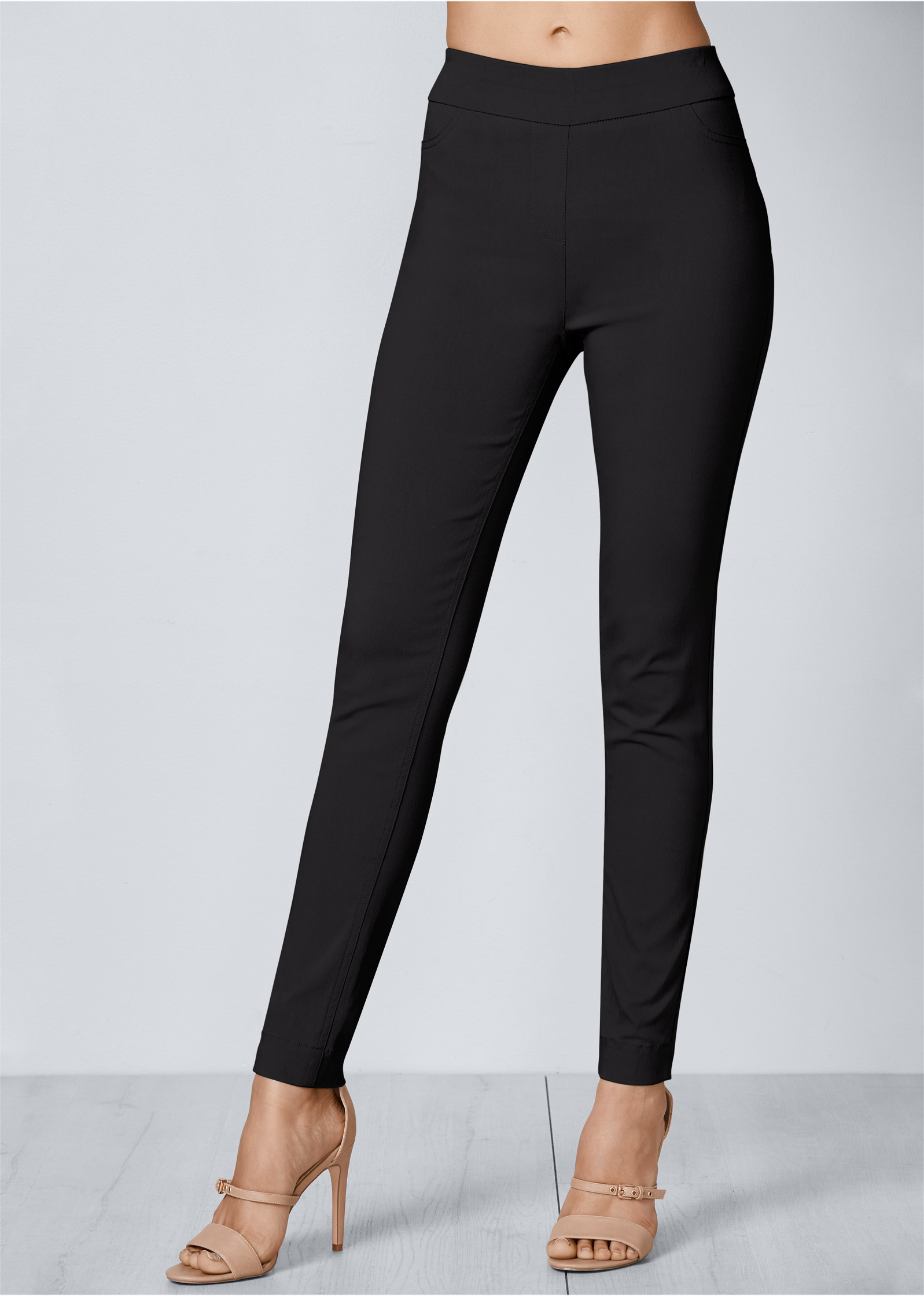 What are those tights that look like jeans but there tights?