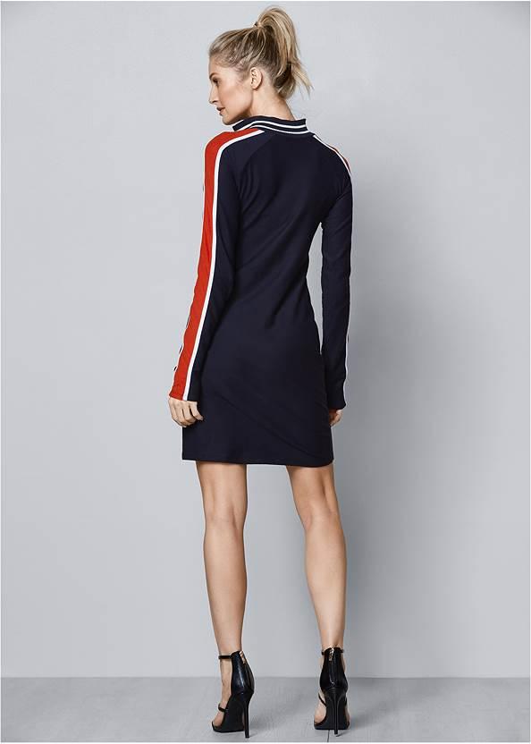 Back View Track Suit Dress