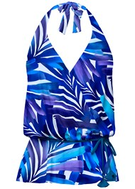 Alternate view Belted Tankini Top