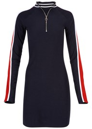 Alternate View Track Suit Dress