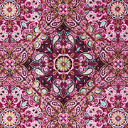 Burgundy Mosaic (BYM)