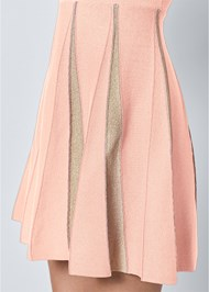 Alternate View Glitter Sweater Dress