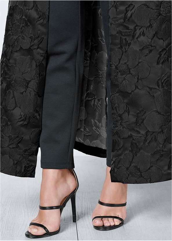 Alternate View Sequin Jumpsuit