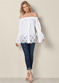 Alternate View Off The Shoulder Tunic