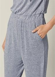 Alternate view Lace Front Jumpsuit