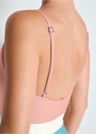 Alternate view Versatility By Venus ™ Color Block One-Piece