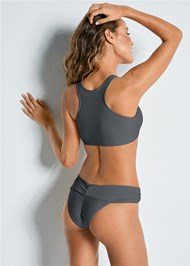 Back view Versatility By Venus ™ Two In One Bikini Top