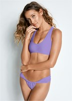 versatility by venus ™ two in one bikini top