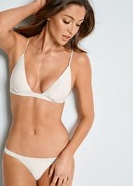 Alternate view Versatility By Venus ™ Fixed Triangle Bikini Top