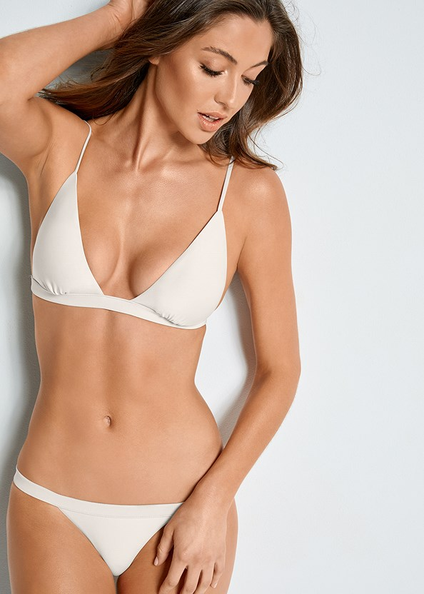 Versatility By Venus ™ Fixed Triangle Bikini Top