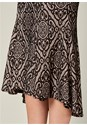 Alternate View Lace Midi Skirt