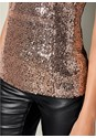 Alternate View Sequin Detail Top
