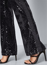 Alternate View Sequin Pants
