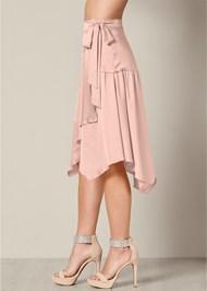 Alternate View Wrap Midi Skirt