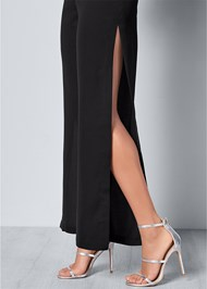 Alternate View Embellished Detail Jumpsuit