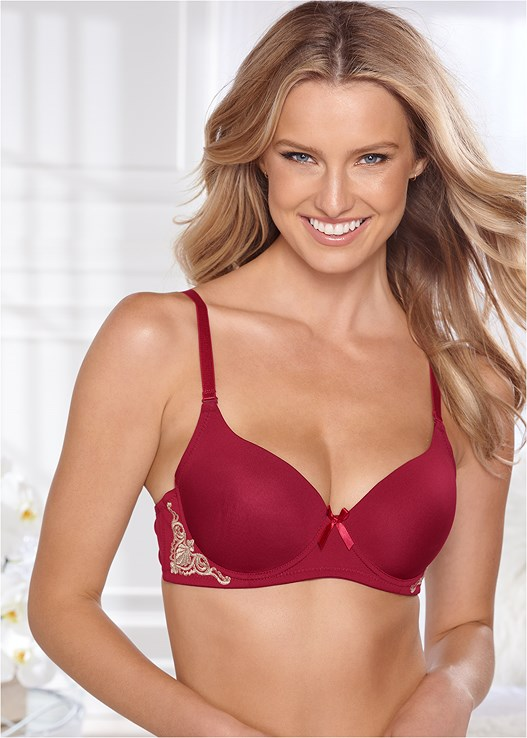CONVERTIBLE PUSH UP BRA,LACE PANTIES BUY 3 FOR $19