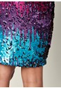 Alternate View Sequin Skirt