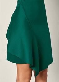 Alternate view Side Ruffle Dress