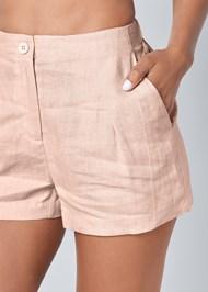 Alternate View Linen Shorts