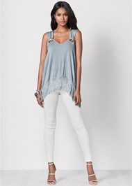 Alternate View Fringe Detail Top