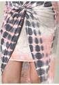 Alternate View Tie Dye Midi Skirt