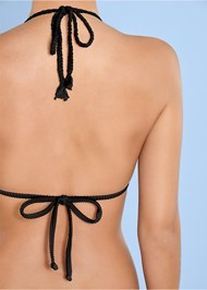 Alternate view Rib Knit Bikini Top