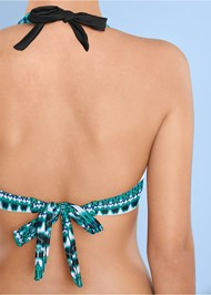 Alternate view Underwire Halter Bikini Top