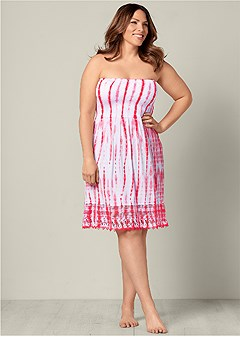 plus size convertible dress/skirt