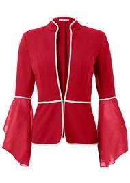 Alternate View Sleeve Detail Jacket