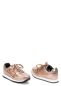 rose gold sneaker