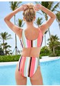 Back View Ring Front Monokini
