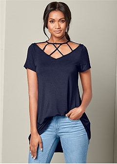d2084abdd1cb strappy detail top