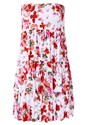 Alternate View Floral Printed Casual Dress