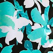 Turquoise Florals (TQF)