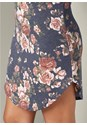 Alternate View Floral Lounge Dress