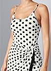 Alternative Fringe Detail Dress
