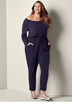 c708408cd0b Clearance  Plus Size Jumpsuits   Rompers