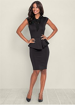 e1b03a90ebd6e Accentuate Your Curves with Dresses from the VENUS Dress Fit Guide