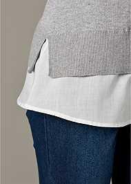 Alternate View Twofer Sweater