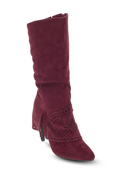 FOLD OVER BOOT