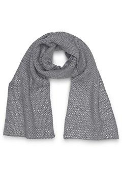 stud detail scarf