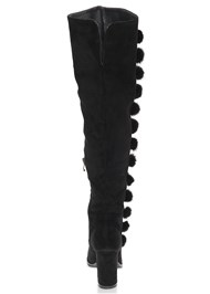 Alternate View Pom Pom Over The Knee Boots