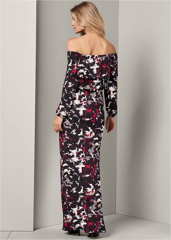 Alternate View Off The Shoulder Dress