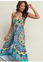 Alternative Tile Print Dress