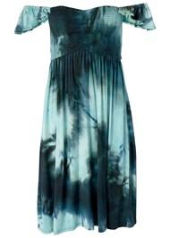 Alternate View Smocked Tie Dye Dress